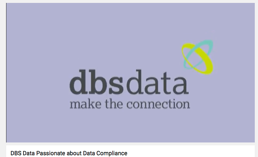 Data compliance is our passion