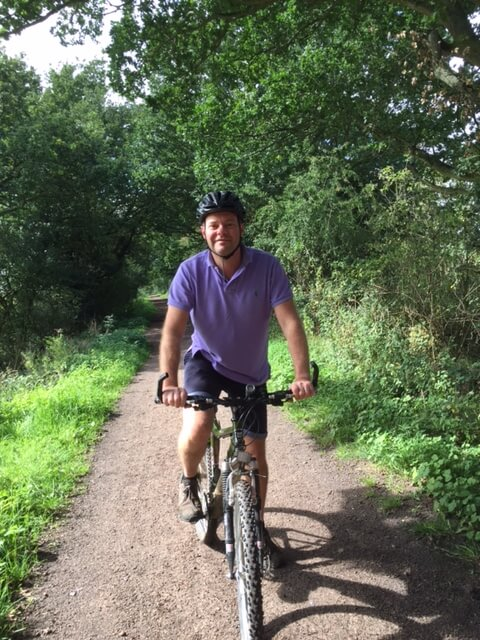Charity Cycle for BHF