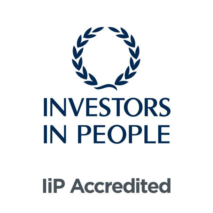 Recognised as an Investor in our People