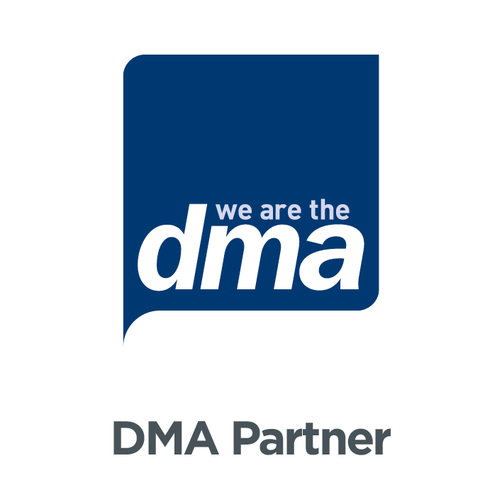 DBS Data are an active DMA member and partner