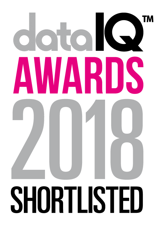Awards Shortlist success for DBS Data